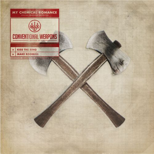 Conventional Weapons, Vol. 4