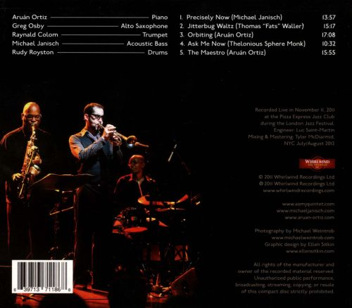 Banned In London: Live At The London Jazz Festival