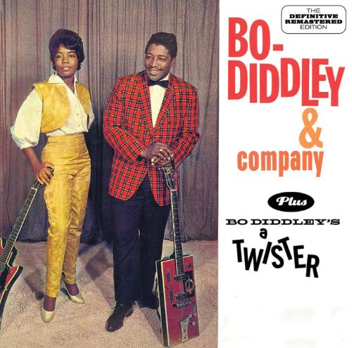 Bo Diddley & Company/Bo Diddley's a Twister