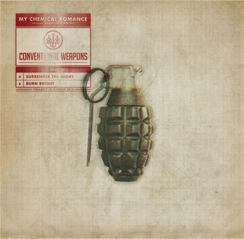 Conventional Weapons, Vol. 5