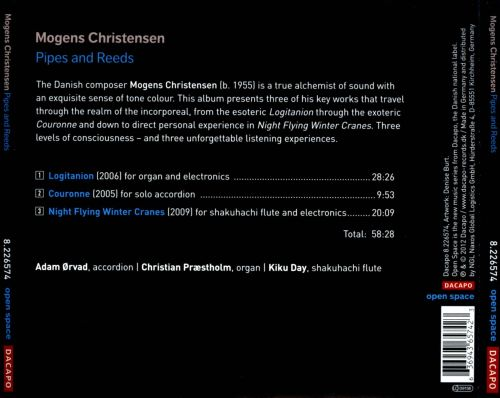 Mogens Christensen: Pipes and Reeds