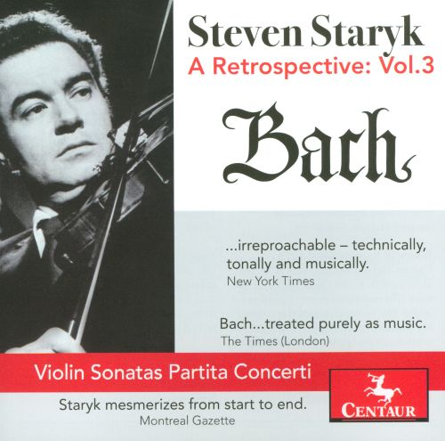 Bach: A Retrospective, Vol. 3