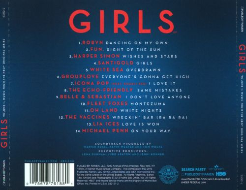 Girls, Vol. 1: Music from the HBO Original Series