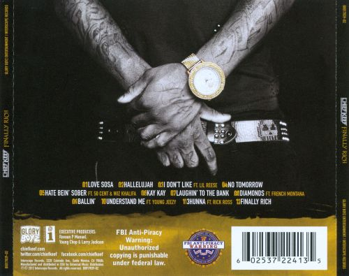 Finally Rich - Chief Keef | Songs, Reviews, Credits | AllMusic