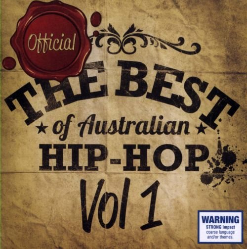 Official, Vol. 1: The Best of Australian Hip-Hop
