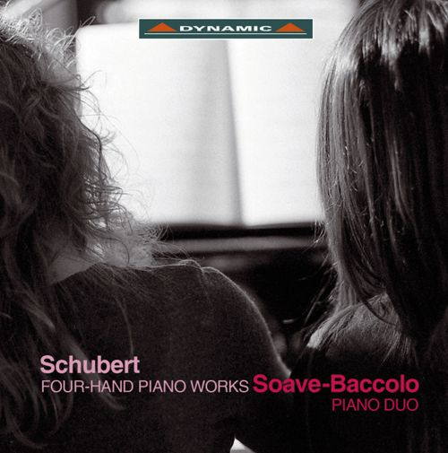 Schubert: Four-Hand Piano Works