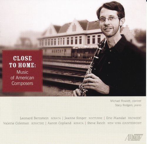 Close to Home: Music of American Composers