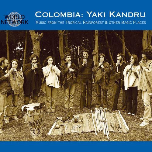 Colombia: Music from the Tropical Rainforest