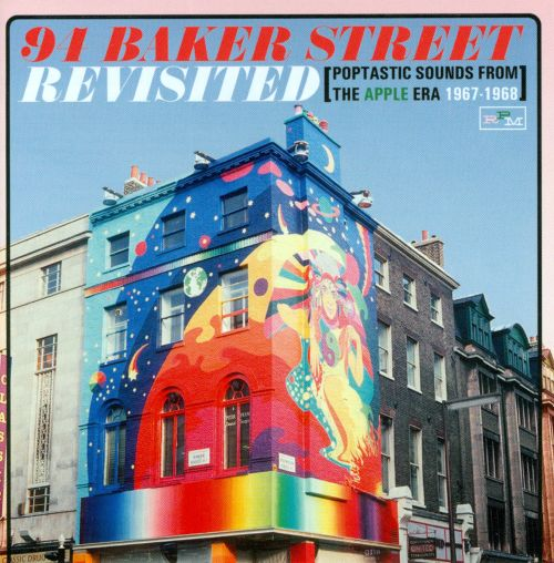 94 Baker Street Revisited: Poptastic Sounds from the Apple Era 1967-1968