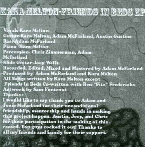 Friends in Beds EP