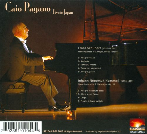 Caio Pagano: Live in Japan