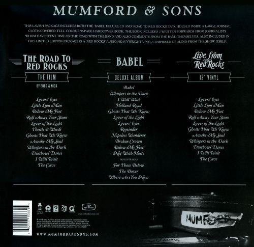 mumford and sons babel deluxe edition zip free