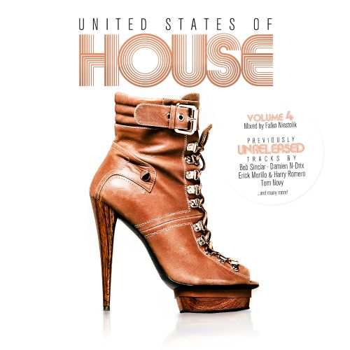 United States Of House, Vol. 4