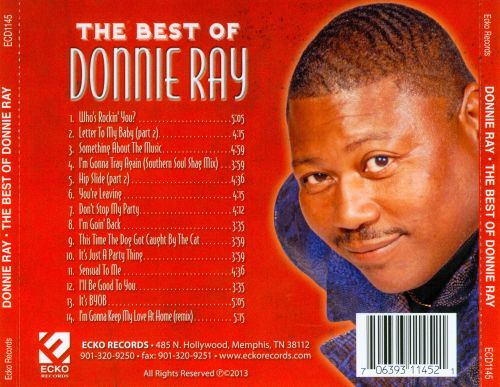 The Best of Donnie Ray