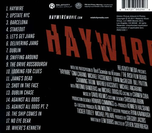 Haywire [Original Motion Picture Soundtrack]
