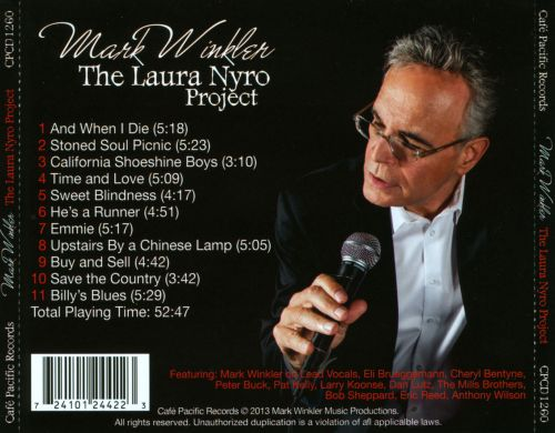 The Laura Nyro Project