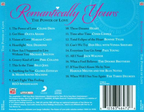 Romantically Yours: The Power of Love