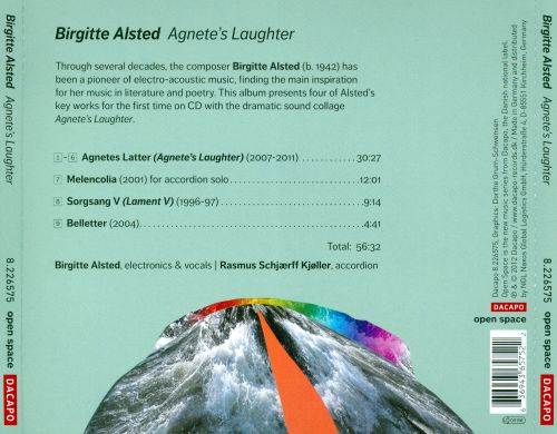 Birgitte Alsted: Agnete's Laughter