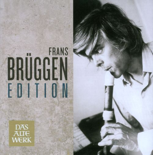 Frans Brüggen Edition, Vols. 1-12: The Art of the Recorder (The Teldec Recordings, 1962-1979)