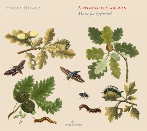 Cabezon: Music for Keyboards