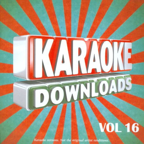 Karaoke Downloads, Vol. 16