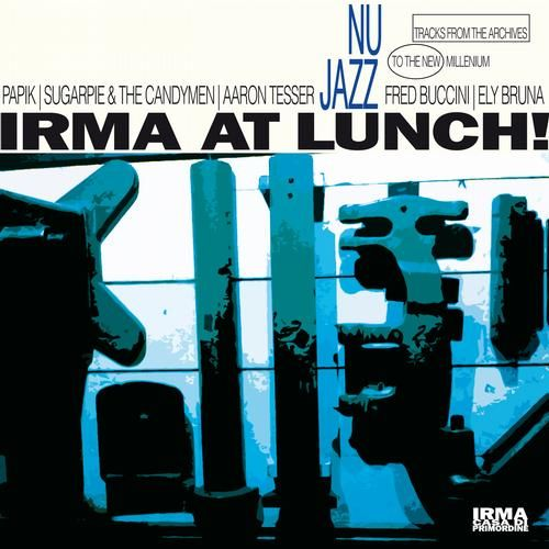 Irma At Lunch!