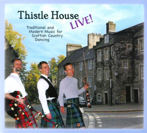 Live!: Traditional And Mofern Music For Scottish Country Dancing