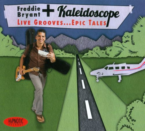 Live Grooves... Epic Tales