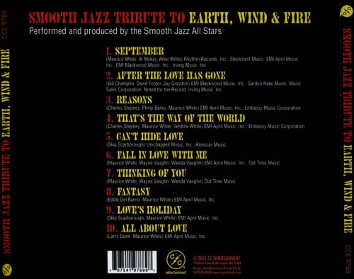 Smooth Jazz Tribute to Earth Wind & Fire