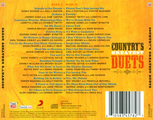 Country's Greatest Duets