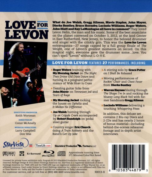 Love for Levon: A Benefit to Save the Barn [Video]