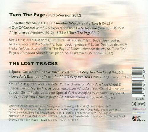 Turn the Page/The Lost Tracks