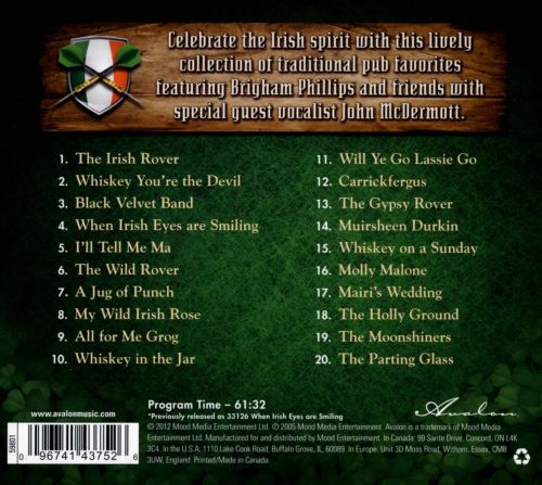Night at the Pub: Traditional Songs for a Celtic Celebration