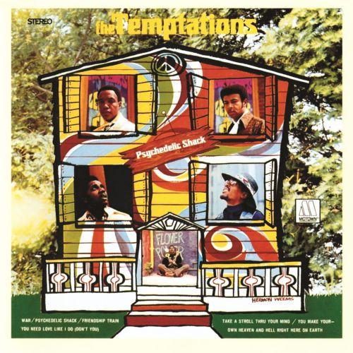 Psychedelic Shack The Temptations Songs Reviews