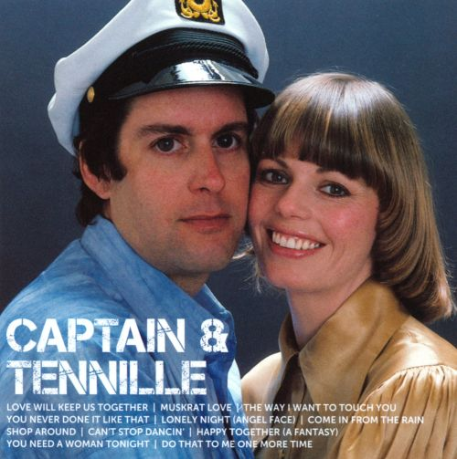 Image result for captain and tennille