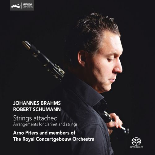 Brahms, Schumann: Strings Attached