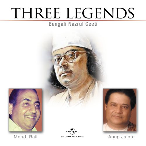 Three Legends: Bengali Nazrul Geeti