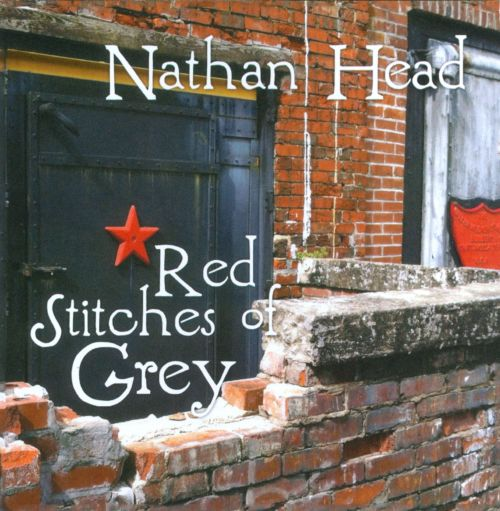 Red Stitches of Grey