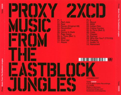 Music From The Eastblock Jungles