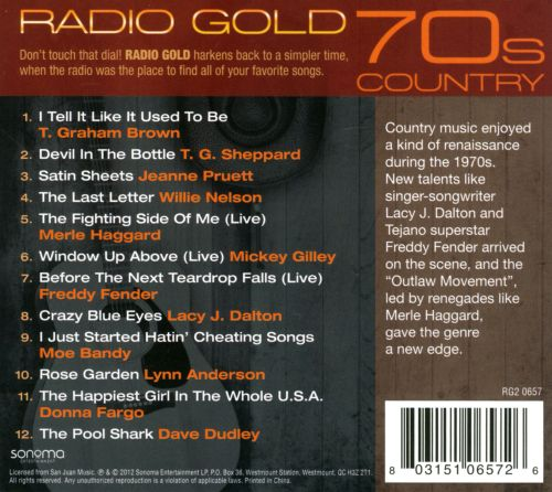 Radio Gold: 70s Country
