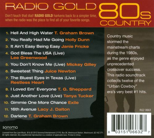 Radio Gold: 80s Country