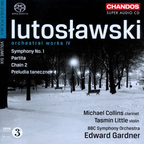 Witold Lutoslawski: Orchestral Works Vol. 4