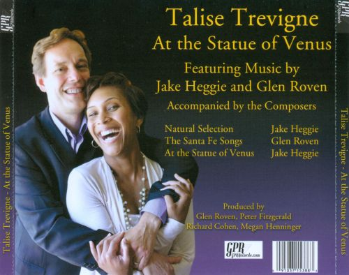 At the Statue of Venus: Music of Jake Heggie & Glen Roven