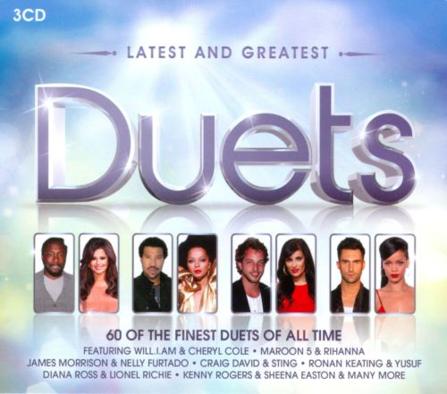 Latest & Greatest: Duets