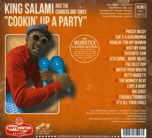 Cookin' Up a Party