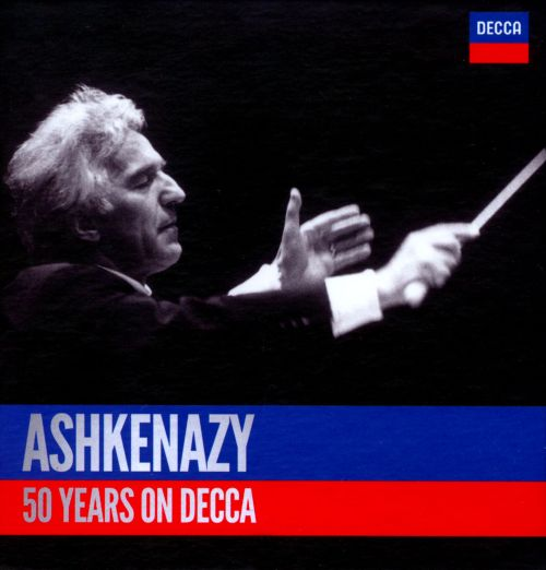 Vladimir Ashkenazy: 50 Years on Decca [Limited Edition]