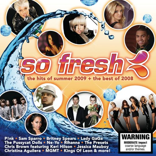 So Fresh: The Hits of Summer 2009 & The Best of 2008