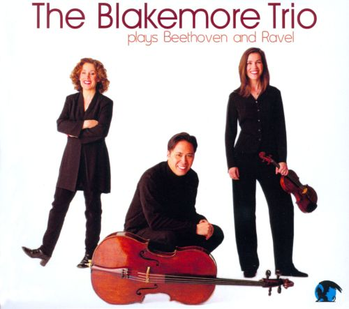 The Blakemore Trio plays Beethoven and Ravel