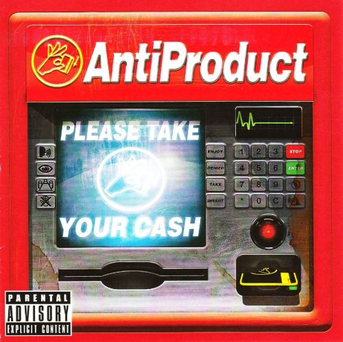 Please Take Your Cash