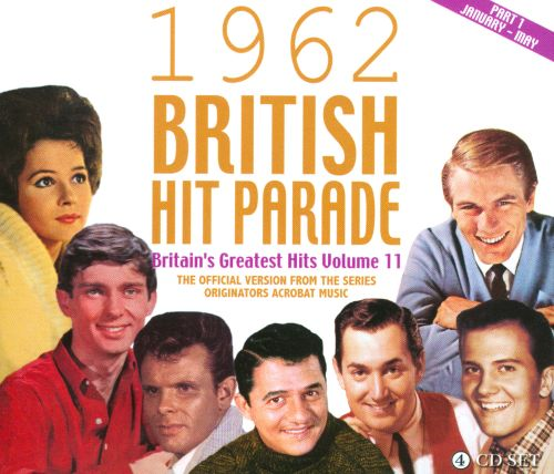 The 1962 British Hit Parade, Pt. 1: January-May [Acrobat]